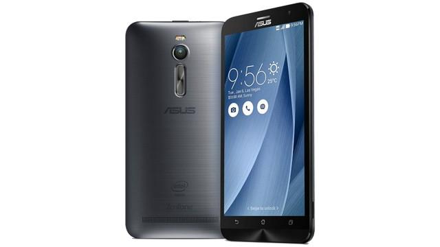 エイスース ASUSTeK Computer ZenFone 2 SIMフリー Android5.0 5.5型ワイド デュアルmicroSIM LTE RAM 4GB eMMC 32GB ZE551ML-GY32S4 ASUS_Z00AD