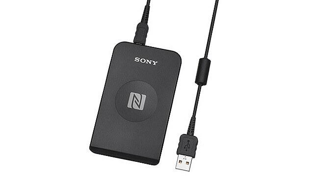 ソニー 個人番号カード対応 パソリ USB接続 RC-S380