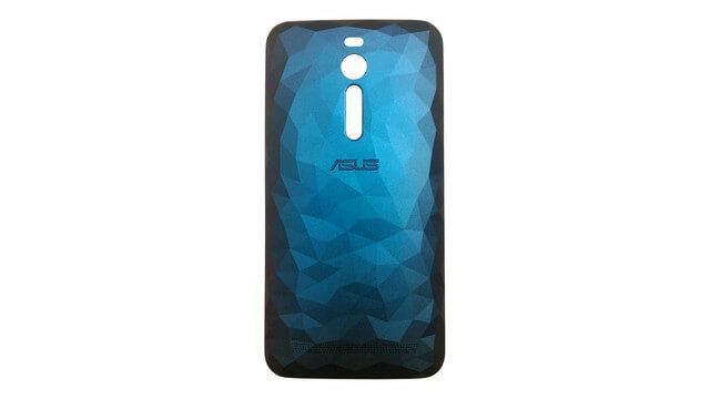 ASUS ZenFone 2 ZE550ML/ZE551ML/Deluxe 5.5インチ Zen Case 純正ケース BLUE