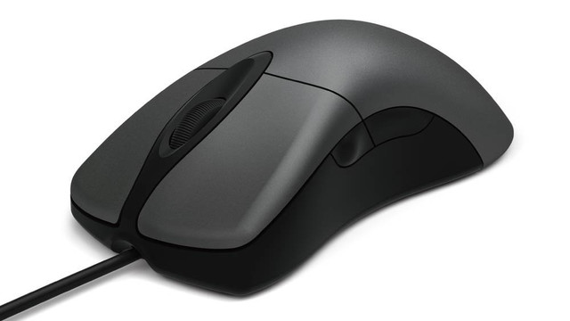 マイクロソフト Microsoft マウス 有線/USB接続 Classic IntelliMouse HDQ-00008