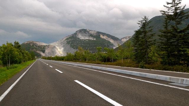 硫黄山(アトサヌプリ)