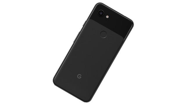 Google グーグル Pixel ピクセル 3a ジャストブラック